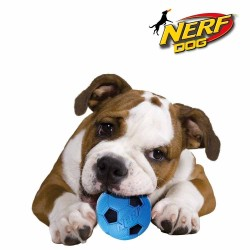 Nerf Soccer Crunch Ball,...