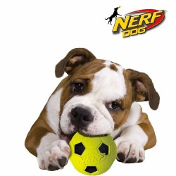 Nerf Soccer Crunch Ball, M...