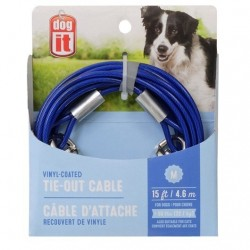 DOGIT Cable Exterior 4,6m...