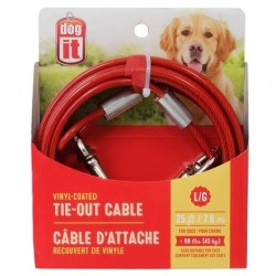 DOGIT Cable Exterior 7,6m 45kg