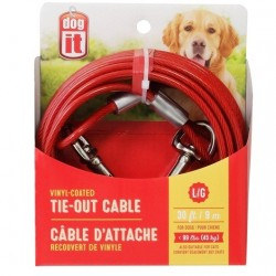 DOGIT Cable Exterior 9m 45kg