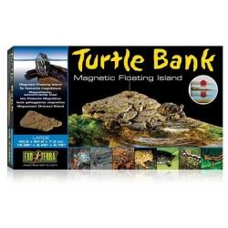 Isla magnética para tortuga...