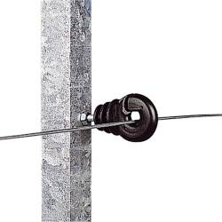 Aislador con tuerca de 6 mm...