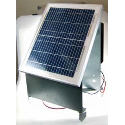 Pastor eléctrico Solar 20 W...