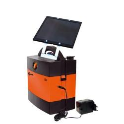 Pastor eléctrico solar...