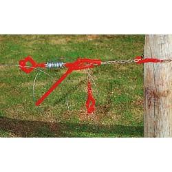 Tensor de cadena para alambre