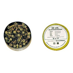 Pistones amarillos (50 ud)