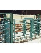 Mangas para vacas