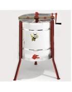 Extractores radiales para la obtención de miel