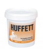 Productos para el casco de los caballos